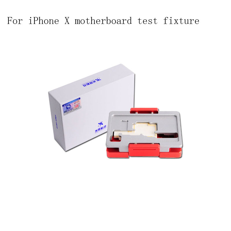 For iPhone X motherboard test fixture repairing tool Welding Upper and Lower Main Board Tester Fixture Tool