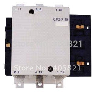 CJX2-F115 AC Contactor 115A cjx2 115n mechanical interlocking contactor 115a