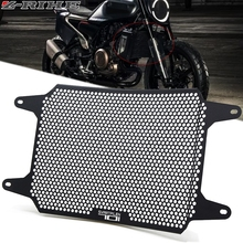 Motorcycle Accessories For Husqvarna Svartpilen 701 2019 2020 Vitpilen 2018 Radiator Grille Guard Cover Protector
