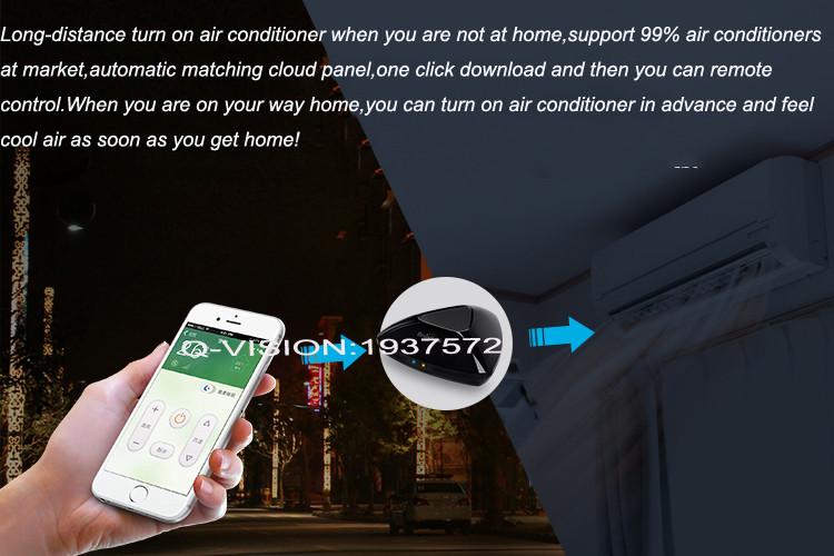 4-Broadlink RM2 RM PRO Universal Smart Wifi Remote IR RF + A1 E-Air Quality Detector Infrared Home Automation kit Sensor Smart App