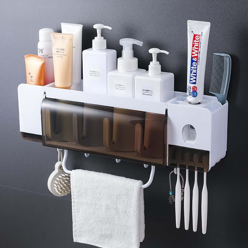 Dispenser Small Peelers Toothpaste Dispenser Bathroom Tool Home Accessories