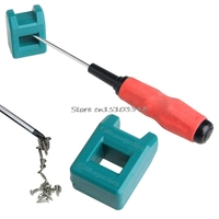 Magnetizer Demagnetizer for Electric Manual Screwdriver Tip Screw Pick UP Tools Drop Ship