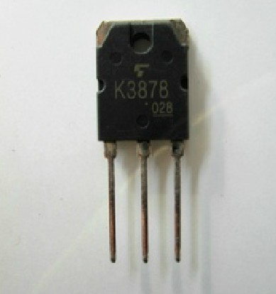2SK3878 TOSHIBA TRANSISTOR TO-3P
