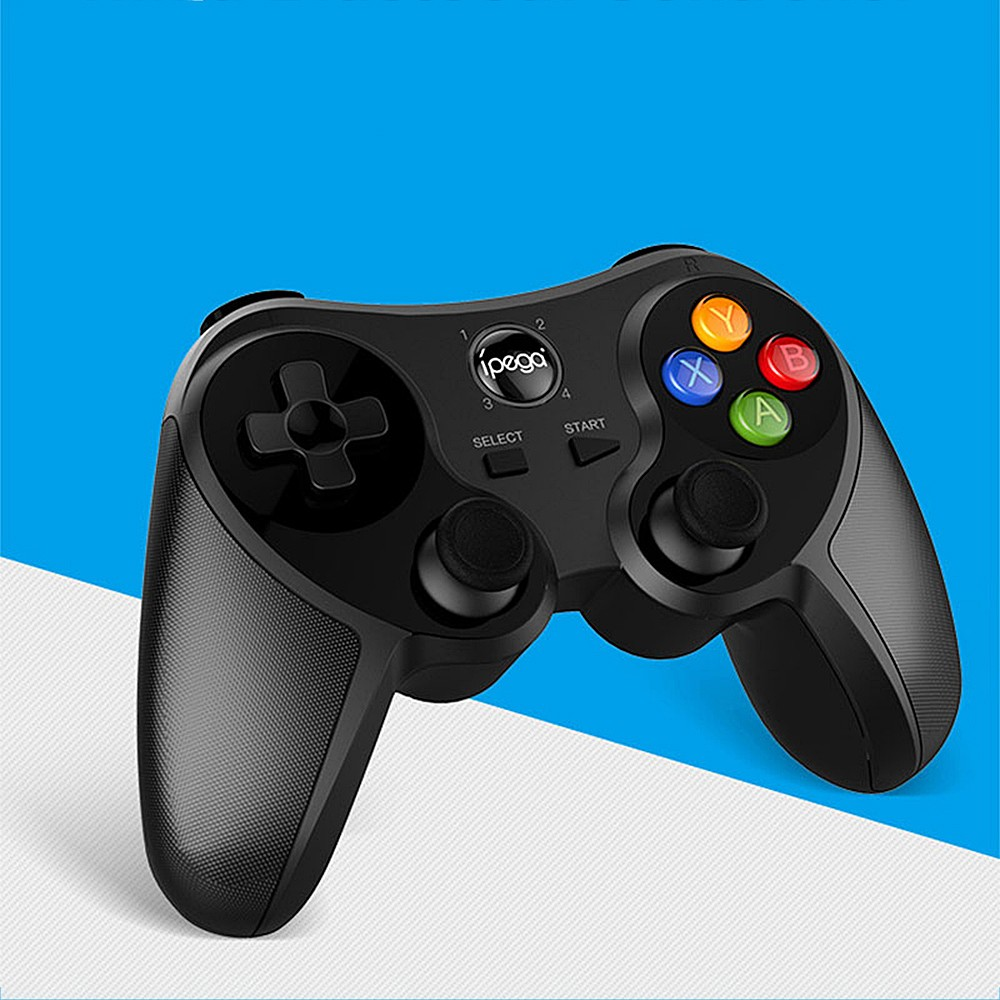 4 2 iPega PG-9078 Bluetooth 4.2 Game Wireless Controller Controller Rechargeable Joystick For Mini Game Smartphones Tablets TV PC (1)