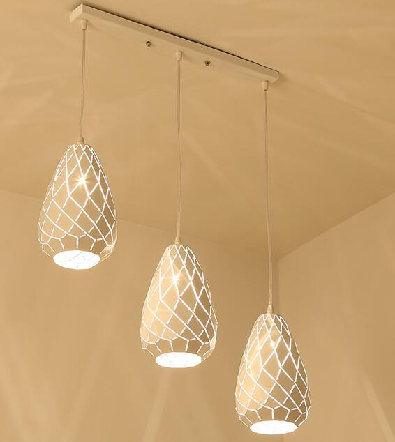 white hollow Pendant Lights restaurant bedroom living room lighting hanging simplicity Study 3 head pendant lamps LO71012 YM southeast asian wood veneer led pendant lamps restaurant living room bedroom room hotels bamboo pendant lights za62 zl121 ym