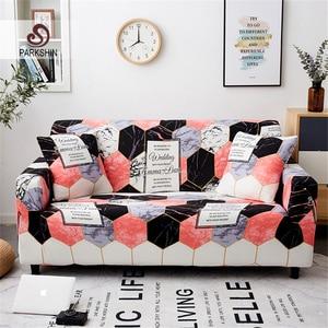 Image 1 - Parkshin housses de canapé géométriques