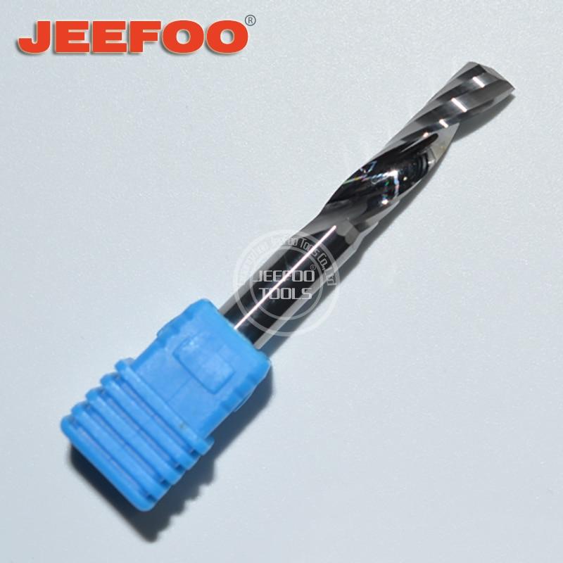 6 * 22 6mm با دقت بالاتر کاربید جامد Endmill End - ماشین ابزار و لوازم جانبی
