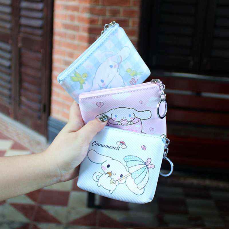 Desk Accessories & Organizer Stationery Holder Supply Peerless 3d Girls Bags Key Wallets Cartoon Candy Colored Animal Women Children Earphone Headphone Stationery Holder