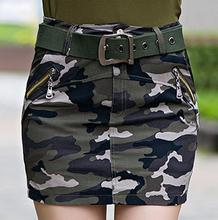 49cc41ece Buy camouflage mini skirt plus size and get free shipping on ...