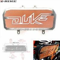 For KTM Motorcycle Motorbike Stainless Radiator Bezel Guard Cover Grille Protector Net For KTM DUKE 125