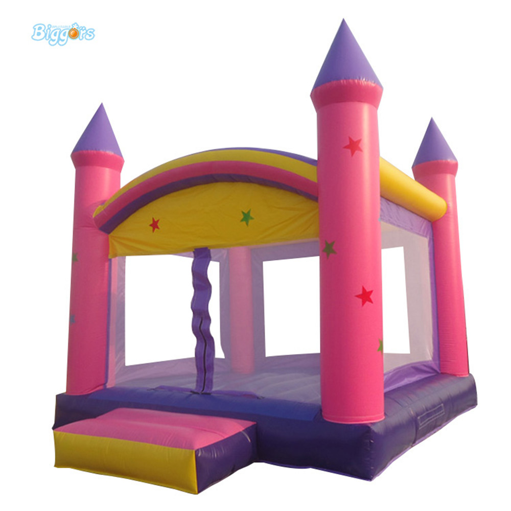Easy Installation Commercial 18oz Vinyl Inflatable Jumping Bounce house  Inflatable Bouncers-in Inflatable Bouncers from Toys & Hobbies on  Aliexpress.com ...