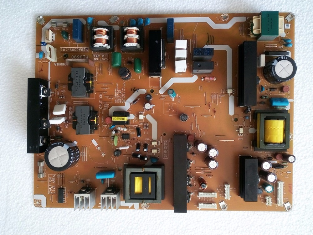 52XV650C 46SV650C 47ZV650C power panel PE0690 G V28A00097101 is used 42pfl9509 power panel 2300kpg109a f is used