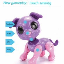 kaizhi-Wireless remote control smart robot dog Wang Xing electric dog early education educational toys for children(China)