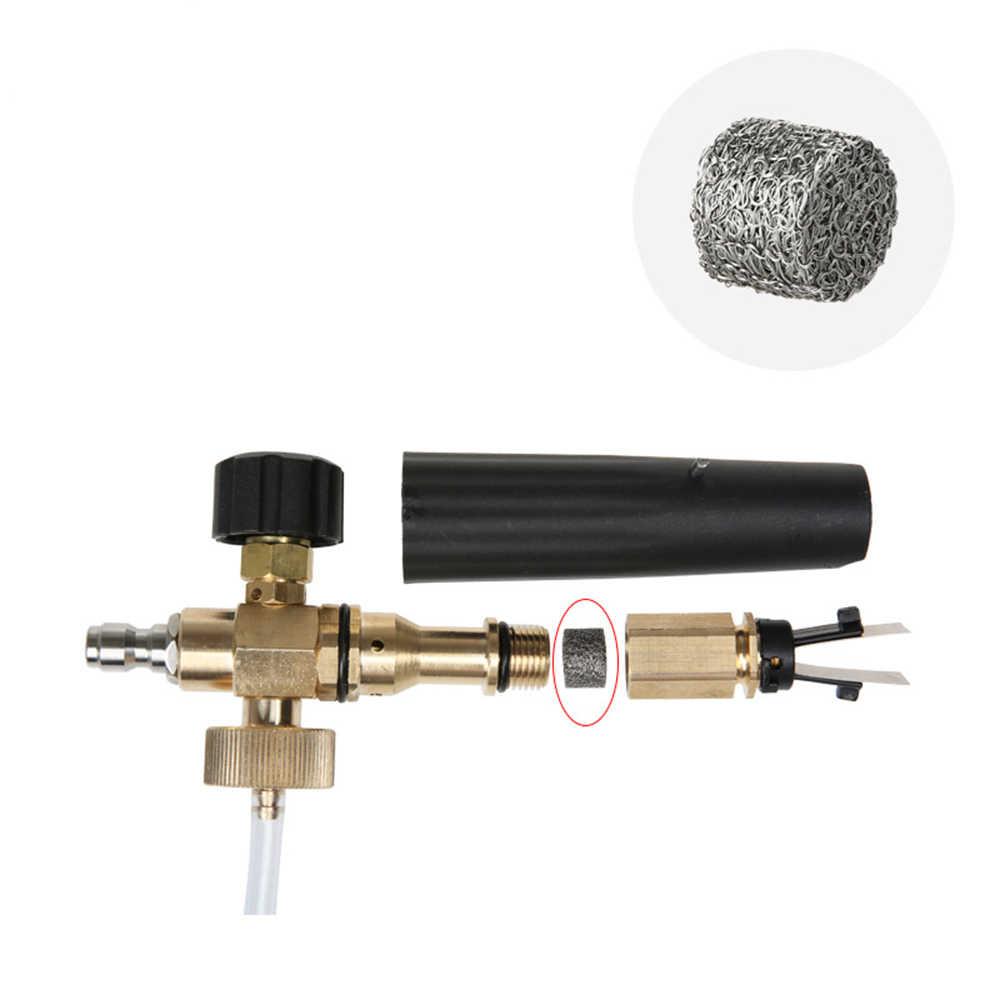 Snow Foam Nozzle Mesh Filter Tablet For Snow Foam Lance/ Foam Generator/ Gun Car Washing Accessories