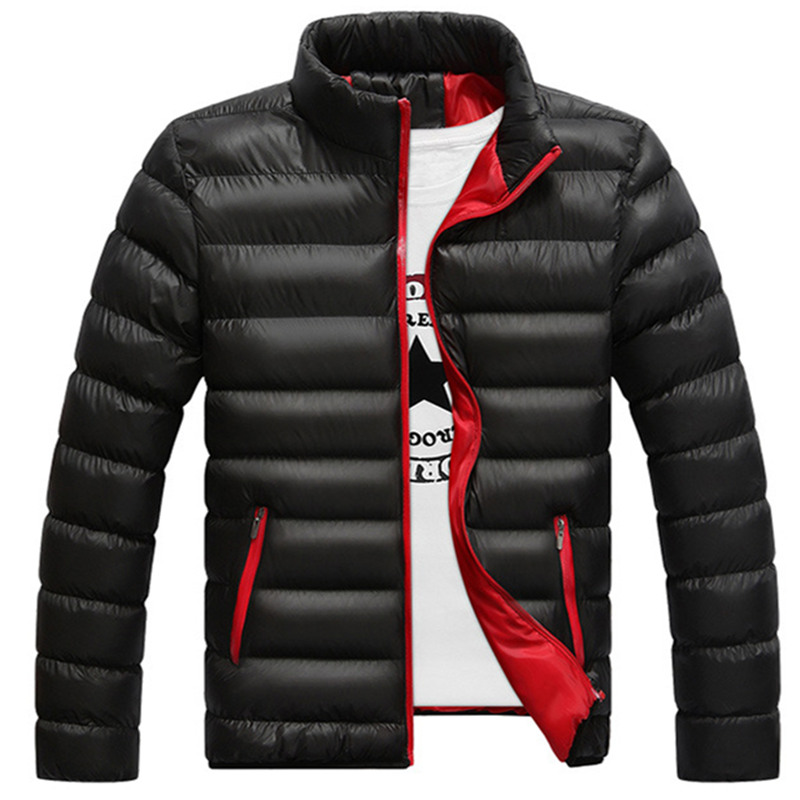 New Sell like hot cakes Winter Men Jacket 2019 Casual Mens Jackets And Coats Thick   Parka   Men Outwear 4XL Jacket Male Clothing