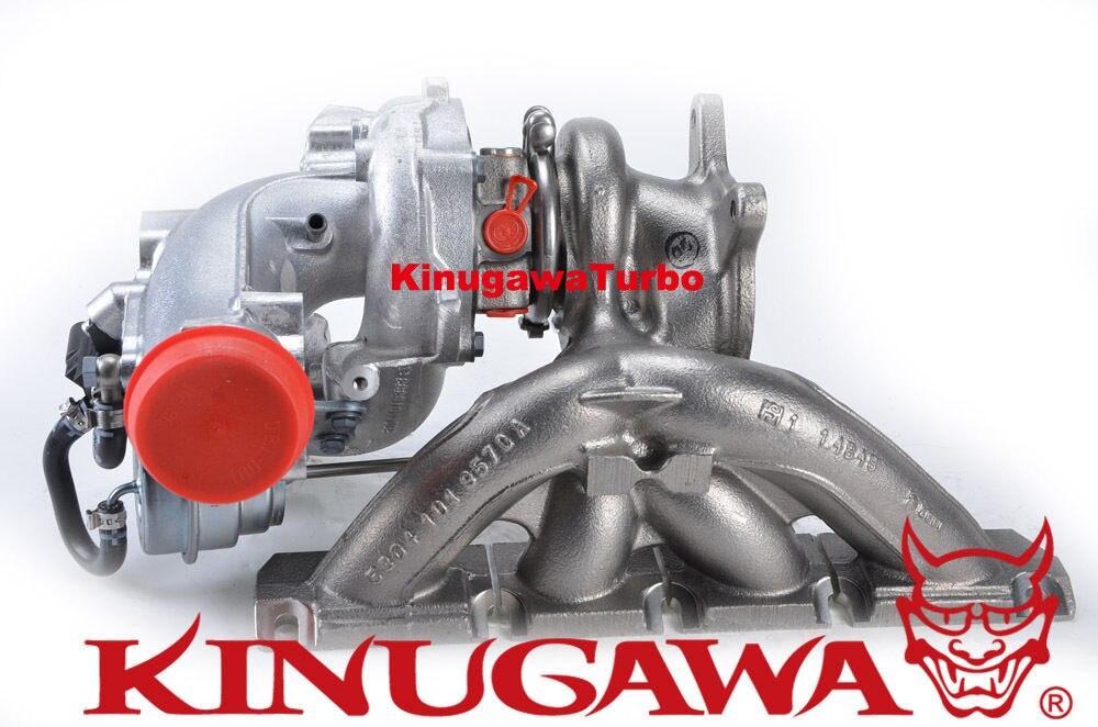 Kinugawa mise à niveau turbocompresseur K04-064 5304-988-0064 pour AUDI S3/Golf R 400HP 2.0 T 4mm plus grand
