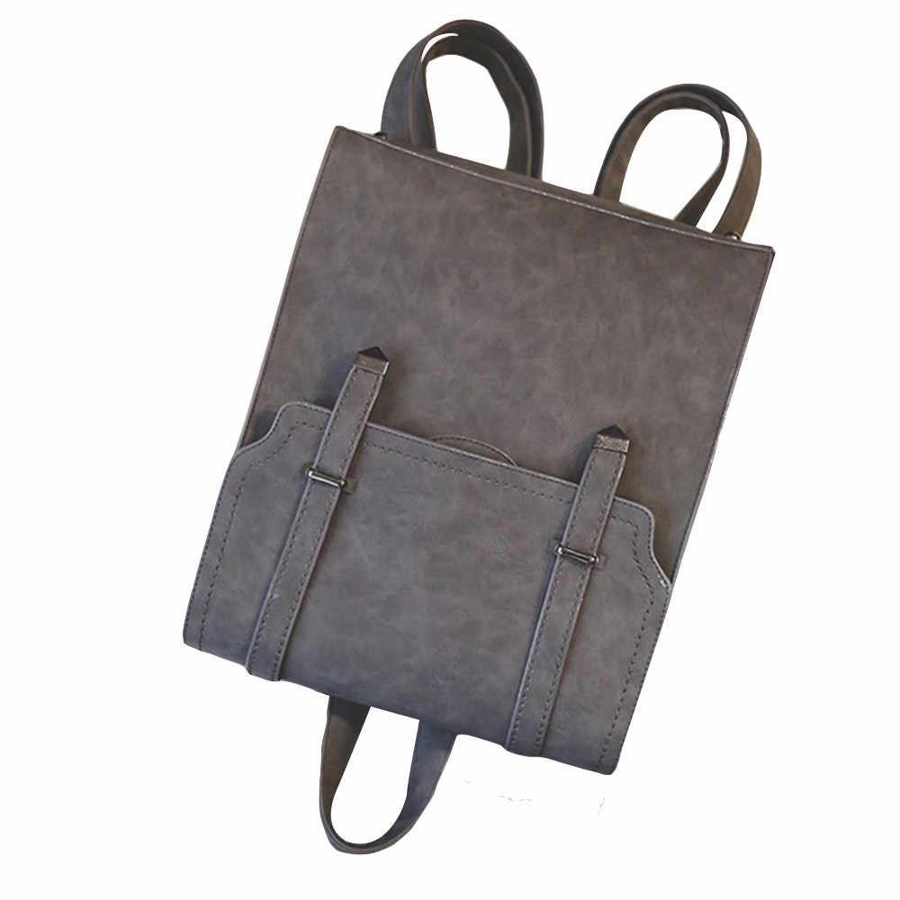 Ocardian 2018 Новое поступление новый городской бренд свежий рюкзак женская двойная стрела школьная сумка мастер дизайнер дропшиппинг> = 733g37