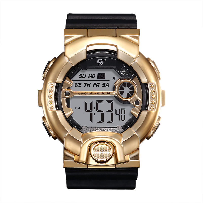 10-18 Year Student Watch Sports Children's Watches Electronic Digital Clock Male Military Boy Multifunction Date Children Hour G