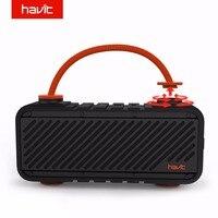 HAVIT Bluetooth Speaker Wireless 4 2 Waterproof Shockproof Outdoor Portable Sport Speaker Bass Speaker Support Power
