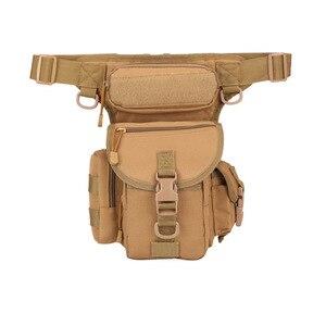 Image 4 - Saco de emergência Protetor Mais Magia Pacote de Cintura Tático Molle Acampamento Caminhadas Cintura Bolsa de Nylon Multi função Da Mão de Primeiros Socorros kits