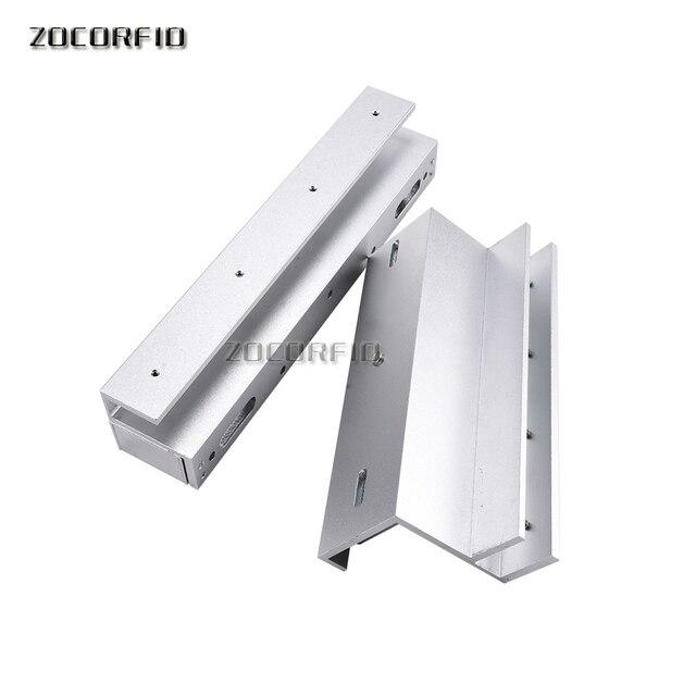 Free Shipping U Bracket 280kg Magnetic Lock Frameless Glass Door