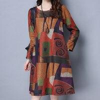 KYMAKUTU M-2XL שמלות נשים אלגנטיות כל משחק O צוואר שרוול ארוך Vestidos שמלת חורף סתיו אופנה נשית לנשים Jurkjes