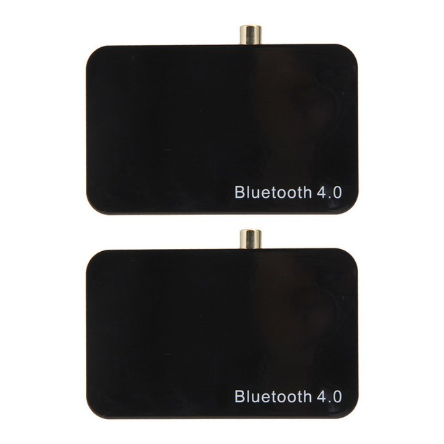 Bluetooth 4.0 Music Receiver Aptx Wireless Audio Adaptor Coaxial/Optical For iPhone Tablet PC US/EU Plug