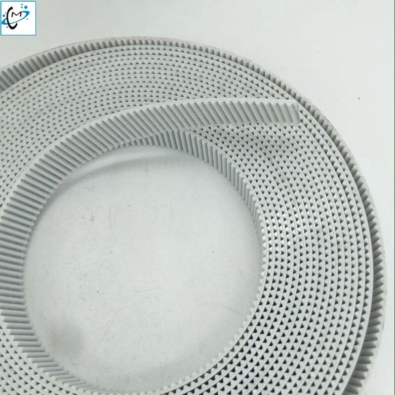 Impresora de inyección de tinta de cinturón largo 15-S2M-6000 para ROLAND XJ640 XJ540 XC540 eco solvente impresora plotter transporte cinturón para venta