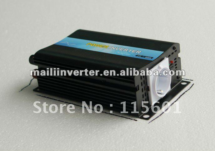 Factory sell dc 24v to ac 230v 300w pure sine wave inverter ,power inverter ,CE%ROHS approved,one year warranty factory sell ce