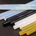20Pcs/Set 7mm/11mm*250mm/270mm Hot Melt Adhesive Hot Melt Glue Sticks for Glue Gun Hot Glue High Viscosity Glue Bar Black Yellow