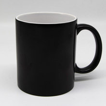 Heat Sensitive Smiling Cat Coffee mug
