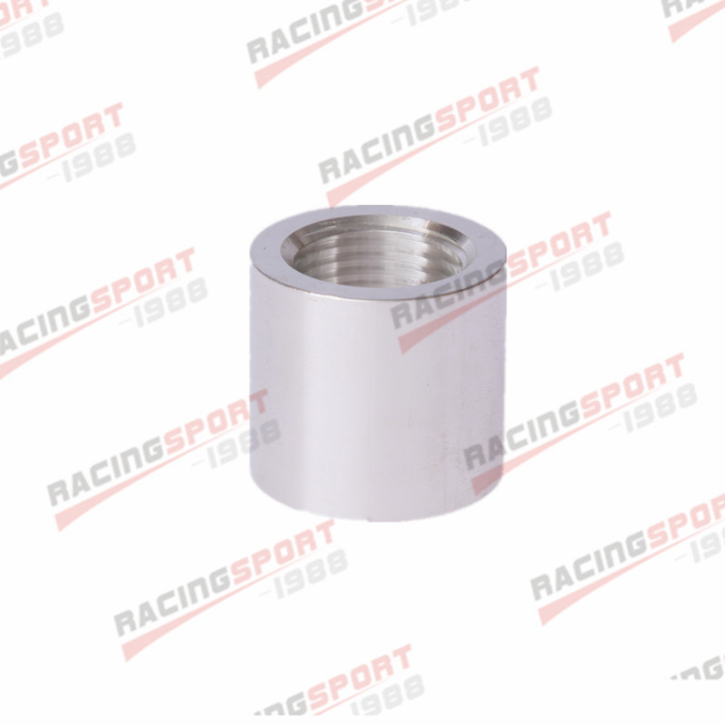 3/8 NPT Female Aluminum Weld On Bung Fitting Sensor Adapter