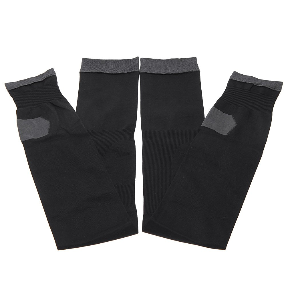 MYTL-480D Stockings Legs Professional Compression Anti Varicose Fat Burning Stovepipe Women Sleeping Health Black