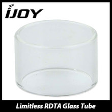 High Quality IJOY Limitless RDTA Tank Tube Pure Replacement Glass Tube for Limitless RDTA Atomizer Tank Ecig