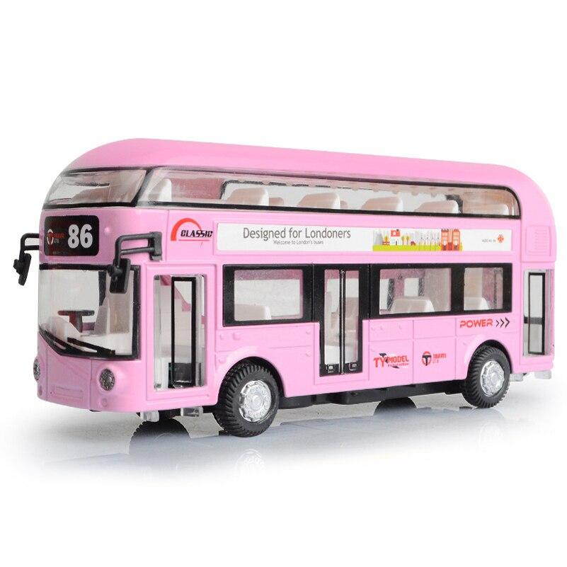 Alloy-London-Bus-Double-Decker-Bus-Light-Music-Open-Door-Design-Metal-Bus-Diecast-Bus-Design-For-Londoners-Toys-For-Children-4