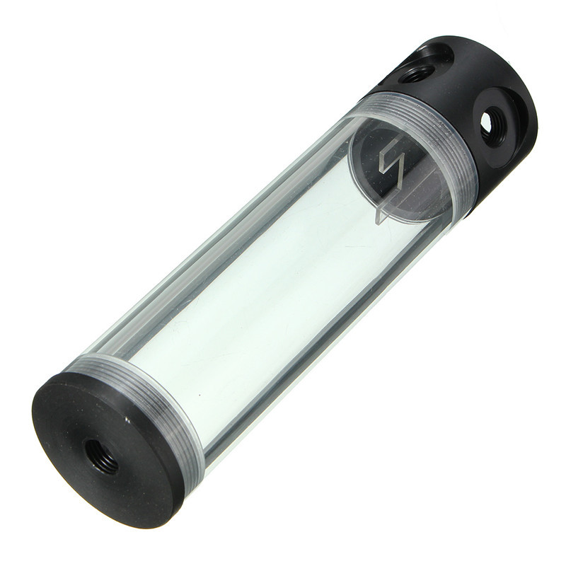 190mm tank 50mm diameter g1 4 thread cylinder reservoir for Liner diametre 4 50