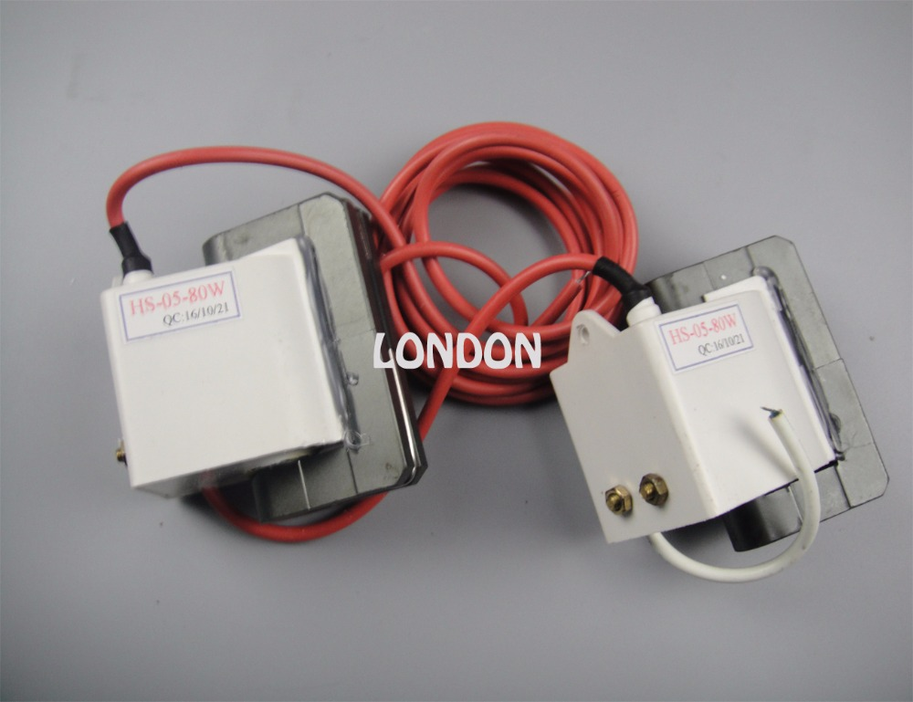 100W Co2 Laser Power Supply high voltage transformer high voltage flyback transformer hy a 2 use for co2 laser power supply