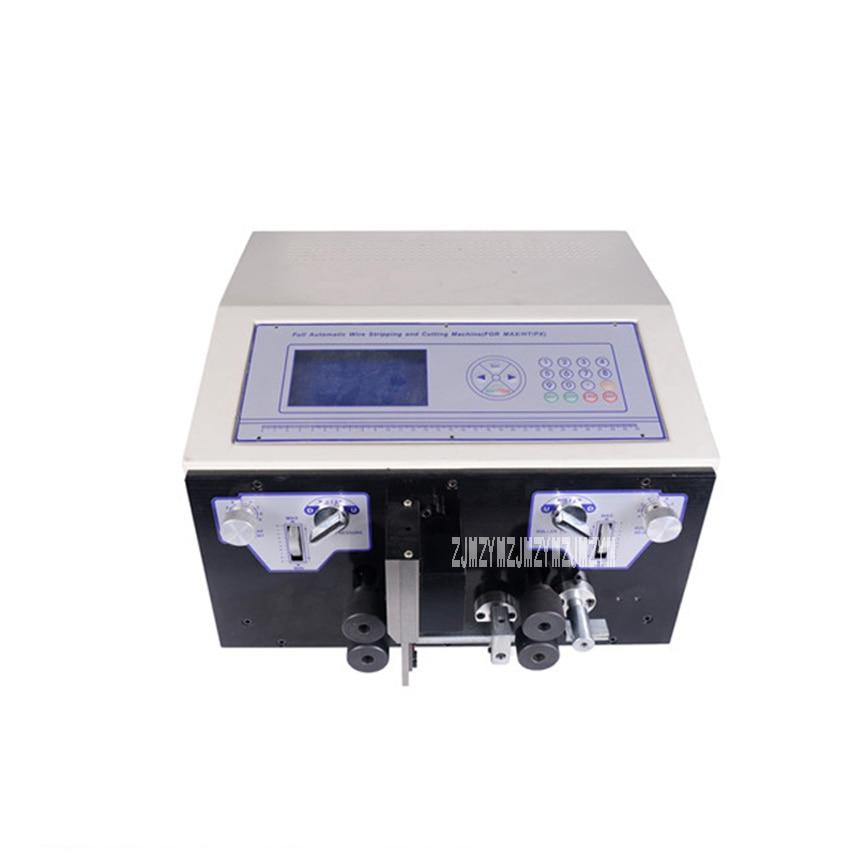 Automatic Computer Wire Stripping Machine/ Cutting Machine WT508-BHT 110V/220V 300W 0.1-4.5mm2 4000-10000 Strips/Hour Hot Sale