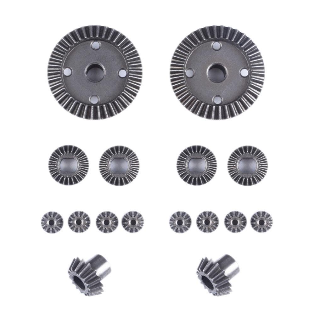 Metall Motor Fahren Getriebe Differential Getriebe Set für WLtoys A959-A A969-A A979-A K929-A A949 A959-B A969-B A979-B K929-B D30