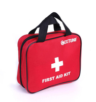 First Aid Kit for Outdoor Camping Hiking Sports Travel Office Home Survival Emergency 116 Pieces Pack