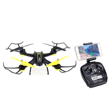 2017 FPV Wifi 2.4G  RC Drone with 120 degree Wide-angle Camera Remote Control Quad copter  Altitude Hold Take photo/ video