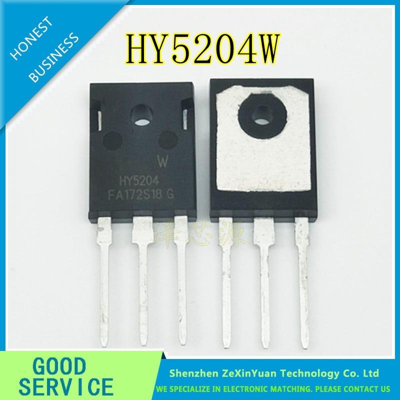 10 PCS/LOT HY5204W HY5204 40 V 320A NOUVEAU-247 remplacer IRFP7430 IRLP3034 IRFP400410 PCS/LOT HY5204W HY5204 40 V 320A NOUVEAU-247 remplacer IRFP7430 IRLP3034 IRFP4004