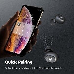Image 4 - SoundPEATS TWS Bluetooth 5.0 Earphones In Ear Wireless Earbuds Stereo Bass Sound Mini True Wireless Bluetooth Earbuds