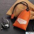 Бесплатная Доставка! для Benz ключевые Кожа автомобиль случаи