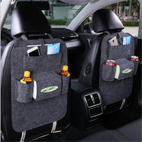 Car Storage Bag Back Seat For Ford Focus 2 3 Fiesta Mondeo Kuga Citroen C4 C5