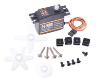 EMAX ES3001 Analog Platics Servo with Gears and Parts For RC Helicopter