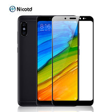 For Xiaomi Redmi Note 5 Pro Screen Protector Full Cover Tempered Glass For Redmi Note 4 Global Version 4X 3S redmi 4 pro 5 plus цена и фото
