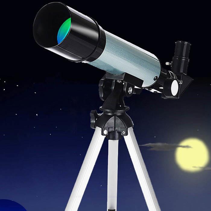 F36050 télescope astronomique monoculaire extérieur avec trépied 90 fois télescope de zoom meilleur cadeau de noël pour les enfants