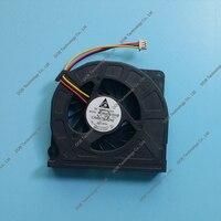 Ventilador de refrigeração da cpu do portátil para fujitsu sh760 sh560 t900 nh900 t730 KDB05105HB-E910 kdb05105hb 3 pinos