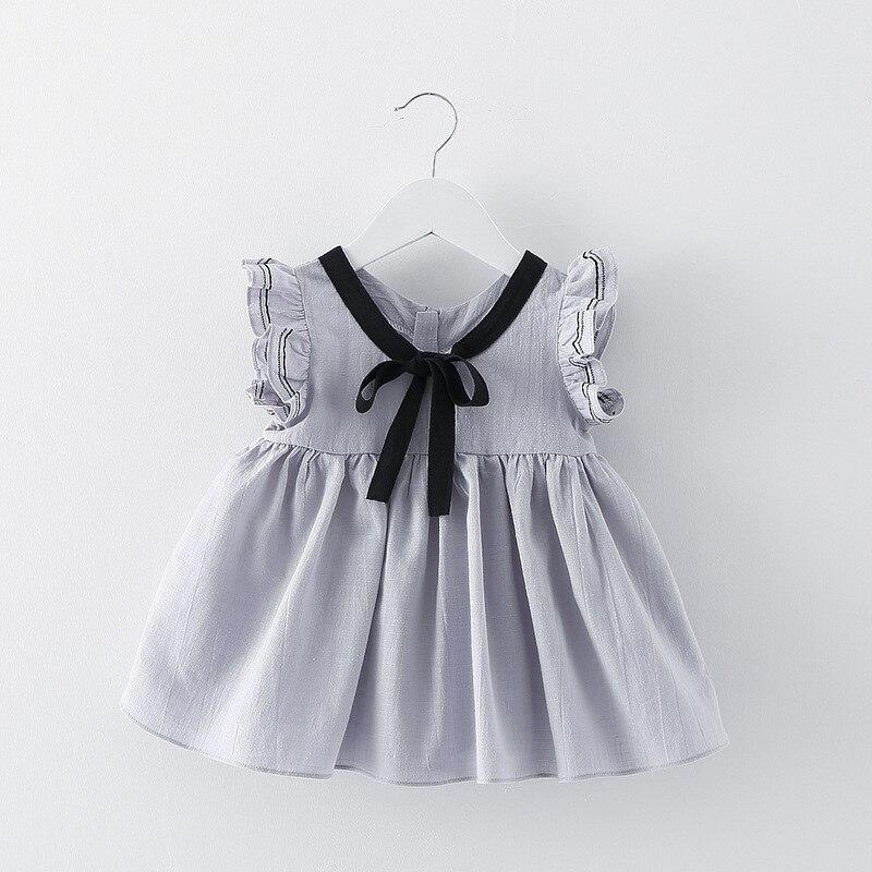 Children's Dress Girls' Dress Summer Children's Princess Baby's Cotton Dress